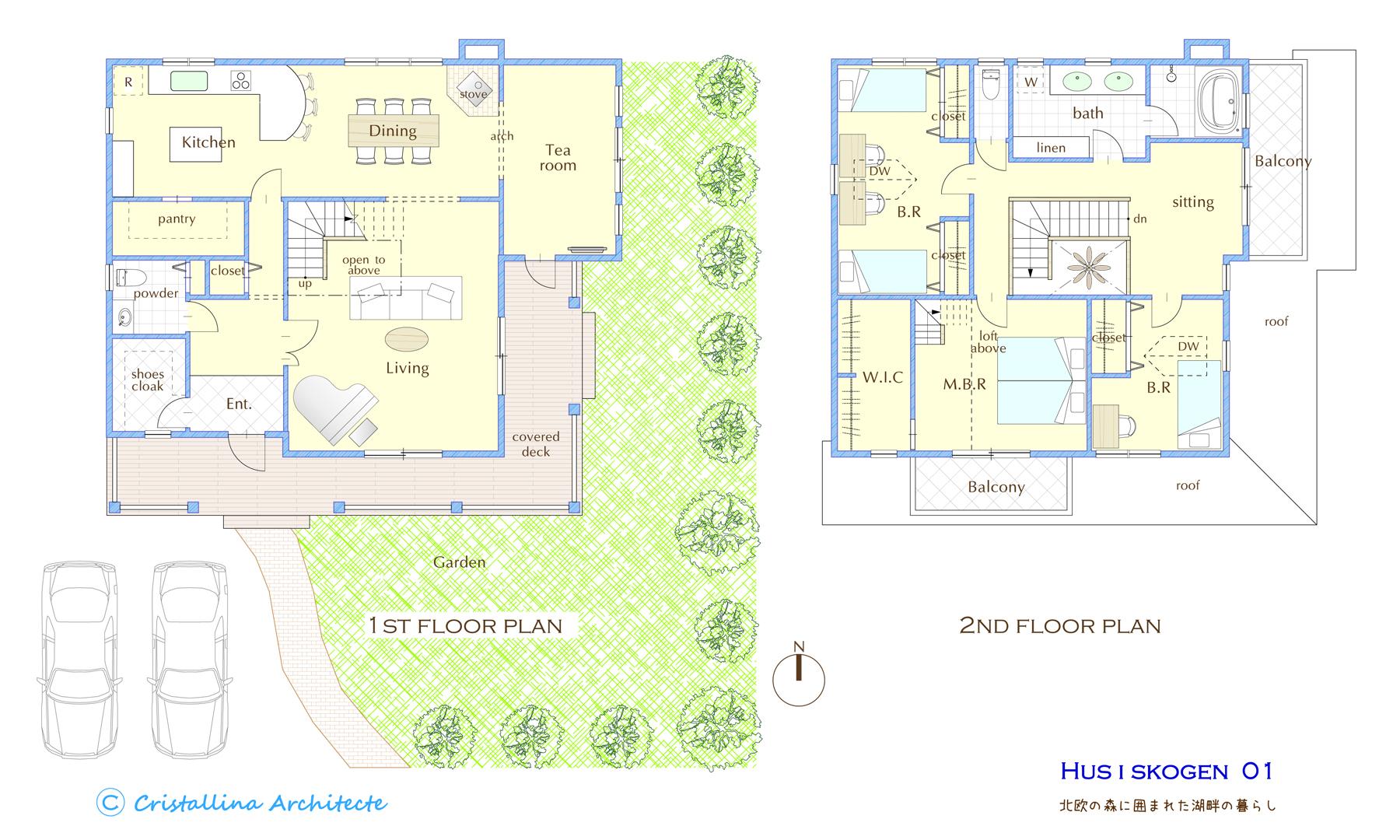 hus plan01